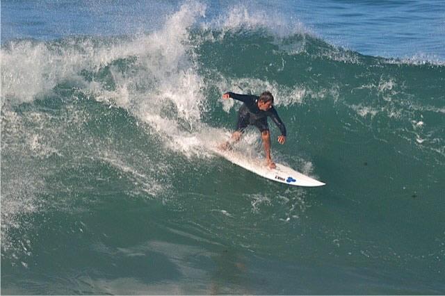 Surf, come cavalcare l'onda